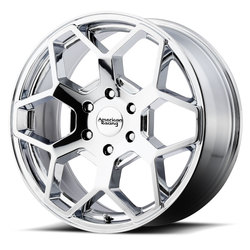 American Racing Wheels AR916 - Chrome Rim