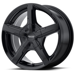 American Racing Wheels AR921 Trigger - Gloss Black Rim
