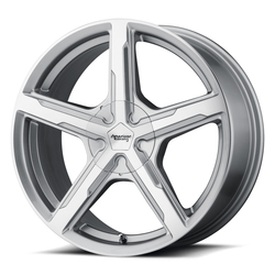 American Racing Wheels AR921 Trigger - Silver Machined