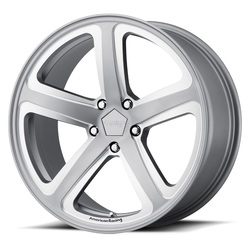 American Racing Wheels AR922 Hot Lap - Satin Gray Milled Rim