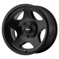 American Racing Wheels AR923 Mod 12 - Satin Black Rim