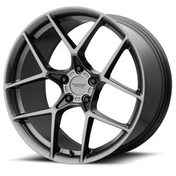 American Racing Wheels AR924 Crossfire - Graphite Rim