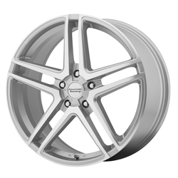 American Racing Wheels AR929 - Silver Rim