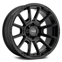 American Racing Wheels AR933 Intake - Gloss Black Rim