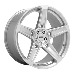 American Racing Wheels AR936 - Machined Silver Rim