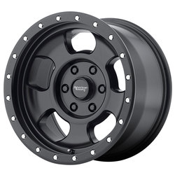 American Racing Wheels AR969 Ansen Offroad - Satin Black