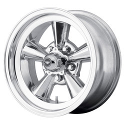 American Racing Wheels VN109 TorqThrust Orig - Polished Rim - 15x5