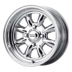 American Racing Wheels VN401 Silverstone - Polished Rim