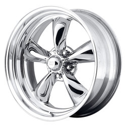 American Racing Wheels VN405 TorqThrust II - Polished Rim