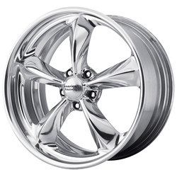 American Racing Wheels VN425 Torq Thrust SL - 2- Piece Polished Rim - 17x10