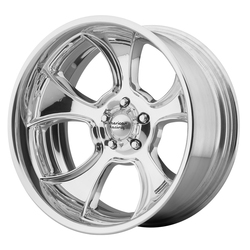 American Racing Wheels VN474 Gasser - Polished Rim - 17x10