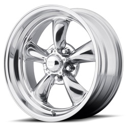 American Racing Wheels VN505 Torq Thrust II - Polished Rim - 18x7