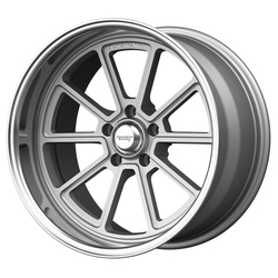 American Racing Wheels American Racing Wheels VN510 Draft - Vintage Silver Diamond Cut Lip