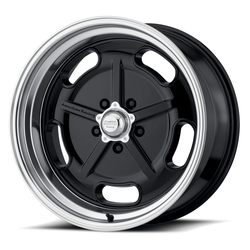 American Racing Wheels VN511 Salt Flat - Gloss Black with Diamond Cut Lip