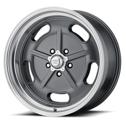 American Racing Wheels VN511 Salt Flat - Mag Gray with Diamon Cut Lip