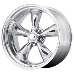 American Racing Wheels VN515 TorqThrust II - Polished Rim - 18x7