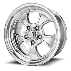 American Racing Wheels VN550 Hopster - Polished Rim - 17x7