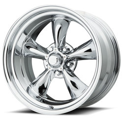 American Racing Wheels VN615 Torq Thrust II - Chrome Rim - 18x7