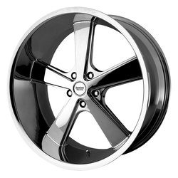 American Racing Wheels VN701 Nova - Chrome Rim - 22x11