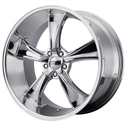 American Racing Wheels VN805 Blvd - Chrome Rim