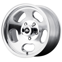 American Racing Wheels VNA69 Ansen Sprint - Polished Rim
