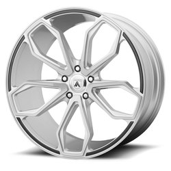 Asanti Wheels ABL-19 Athena - Brushed Silver