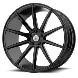 Asanti Wheels ABL-20 Aries - Gloss Black Rim - 22x9