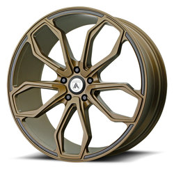 Asanti Wheels ABL-19 Athena - Satin Bronze