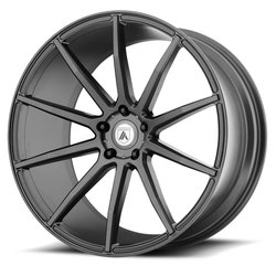 Asanti Wheels ABL-20 Aries - Matte Graphite Rim - 22x9