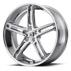 Asanti Wheels ABL-7 - Chrome