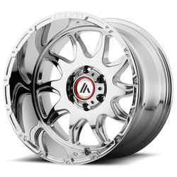 Asanti Wheels AB810 Ballistic - Chrome