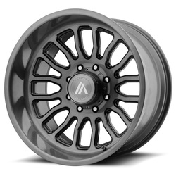 Asanti Wheels AB815 Workhorse - Titanium-Brushed