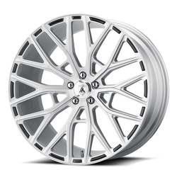 Asanti Wheels ABL-21 Leo - Brushed Silver
