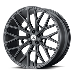 Asanti Wheels ABL-21 Leo - Matte Graphite