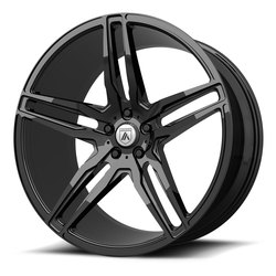 Asanti Wheels ABL-12 Orion - Gloss Black Rim - 22x10.5