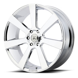 Asanti Wheels ABL-15 Apollo - Chrome - 24x9