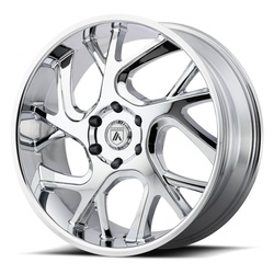 Asanti Wheels ABL-16 - Chrome Rim - 26x10