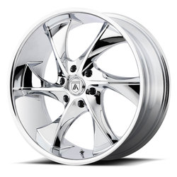 Asanti Wheels ABL-17 - Chrome - 24x9