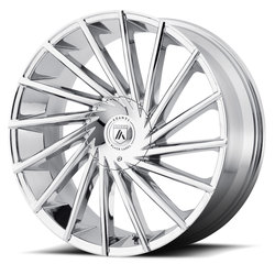 Asanti Wheels ABL-18 Matar - Chrome Rim - 26x10