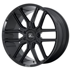 Asanti Wheels ABL-28 - Gloss Black Rim