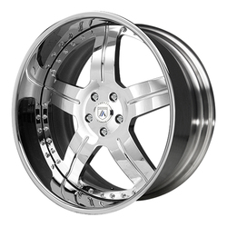 Asanti Wheels AF118 - Custom Finishes Rim - 22x12.5