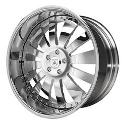 Asanti Wheels AF119 - Custom Finishes Rim - 22x12.5