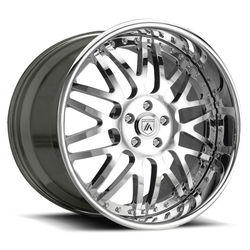 Asanti Wheels AF120 - Custom Finishes Rim - 20x15.5