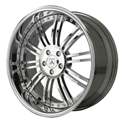 Asanti Wheels AF128 - Custom Finishes Rim - 22x12.5