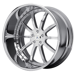 Asanti Wheels AF130 - Custom Finishes Rim - 20x15.5
