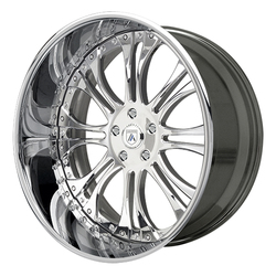 Asanti Wheels AF132 - Custom Finishes Rim - 20x15.5