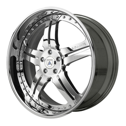 Asanti Wheels AF135 - Custom Finishes Rim - 20x15.5