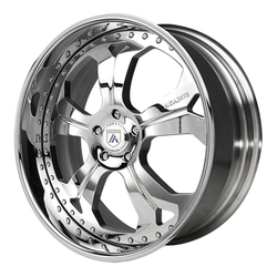 Asanti Wheels AF138 - Custom Finishes Rim - 20x15.5