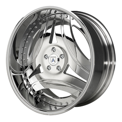 Asanti Wheels AF140 - Custom Finishes Rim - 20x15.5
