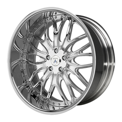 Asanti Wheels AF147 - Custom Finishes Rim - 20x15.5